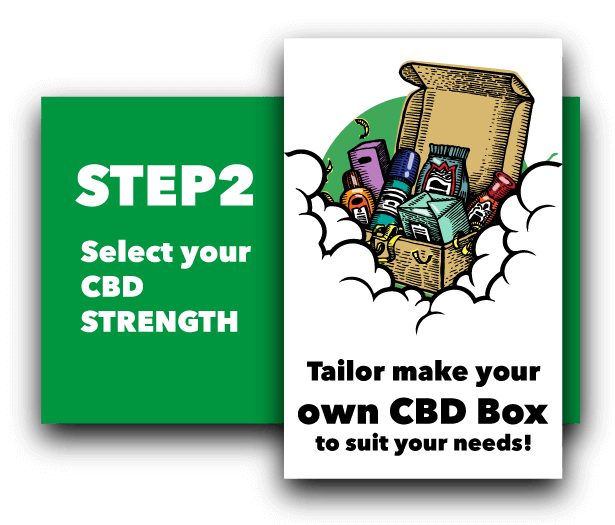 DIY CBD Step 2