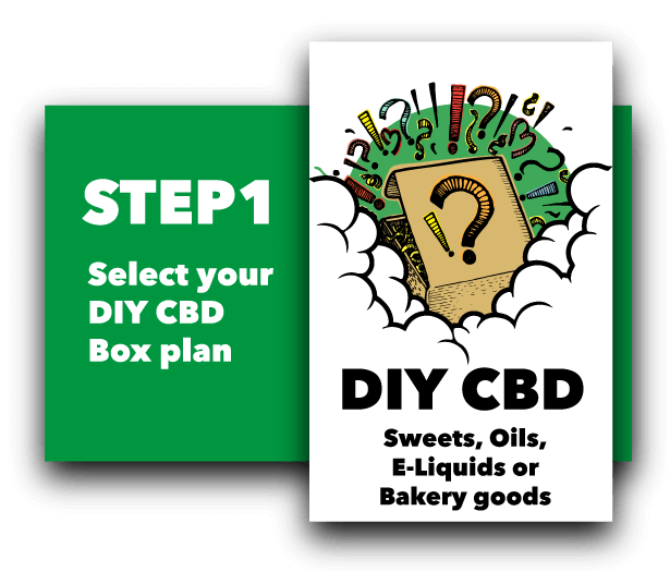 DIY CBD Step 1