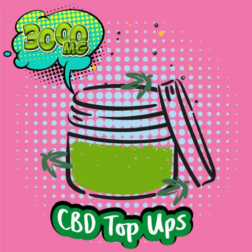 CBD Shots and DIY CBD Top-Ups 3000MG